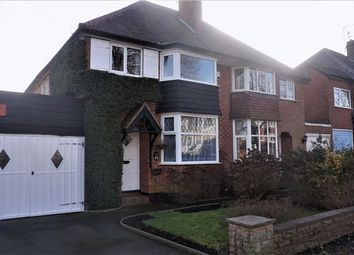 Thumbnail 3 bed semi-detached house for sale in Wychall Road, West Heath, Birmingham