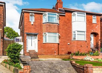 Thumbnail 3 bed semi-detached house for sale in Sandringham Road, Bredbury, Stockport, Cheshire