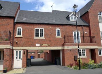 Thumbnail 1 bed flat to rent in Village Mews, Burton-On-Trent