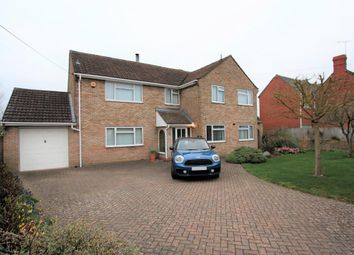 Thumbnail 4 bedroom detached house for sale in Lechlade Road, Highworth, Swindon