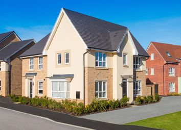 "Thumbnail 3 bed semi-detached house for sale in ""Morpeth"" at Knights Way, St. Ives, Huntingdon"