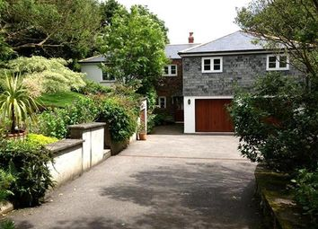 Thumbnail 4 bedroom detached house for sale in Portloe, Truro, Cornwall