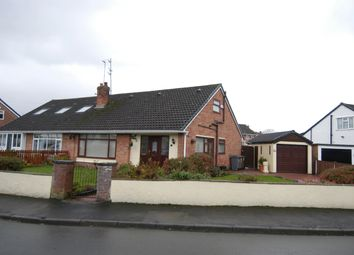 Thumbnail 3 bed semi-detached bungalow for sale in Springfield Avenue, West Kirby, Wirral