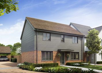 "Thumbnail 4 bed detached house for sale in ""The Chedworth"" at Power Station Road, Minster On Sea"