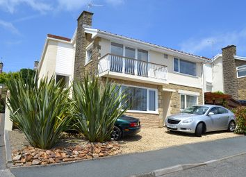 Thumbnail 5 bed detached house for sale in Southlands, Tenby, Pembrokeshire.