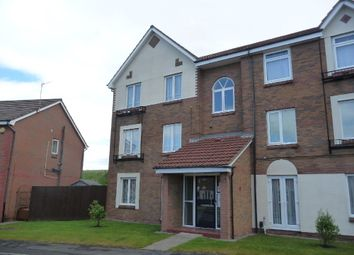 Thumbnail 2 bed flat to rent in Rosthwaite Close, Hartlepool