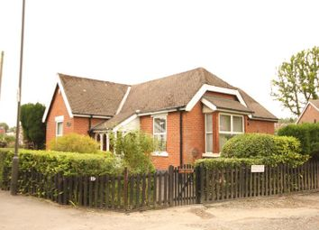 Thumbnail 2 bed detached bungalow for sale in Newhall Road, Swadlincote, Derbyshire