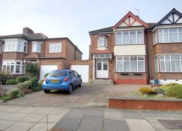 Thumbnail 3 bed semi-detached house for sale in Landra Gardens, Winchmore Hill