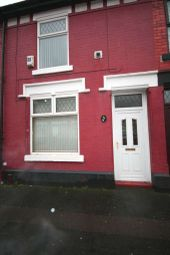 Thumbnail 3 bed terraced house to rent in Slater Street, Latchford, Warrington