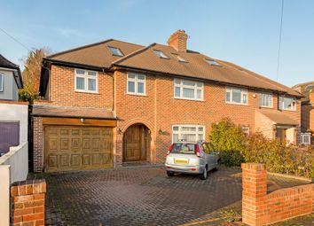 Thumbnail 4 bedroom semi-detached house to rent in Ullswater Crescent, Kingston Vale