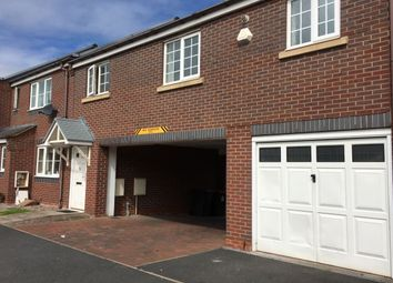 Thumbnail 1 bed flat to rent in Redlands Road, Hadley, Telford