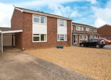 Thumbnail 2 bed semi-detached house for sale in Simmer Piece, Fenstanton, Huntingdon