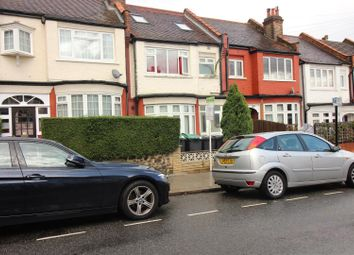 Thumbnail 4 bed terraced house for sale in Woodside Road, London