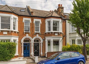 Thumbnail 3 bed flat for sale in Foxbourne Road, London