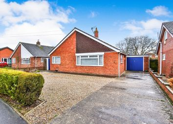 Thumbnail 3 bedroom detached bungalow for sale in Hillcrest Avenue, Toftwood, Dereham