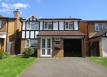 4 bed detached house for sale in Marlowe Close, East Hunsbury, Northampton NN4