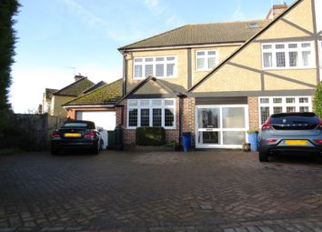 Thumbnail 5 bed semi-detached house for sale in Great Cambridge Road, Cheshunt, Waltham Cross