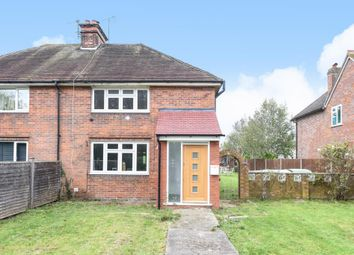 Thumbnail 3 bed semi-detached house to rent in Oxford Road, Stone