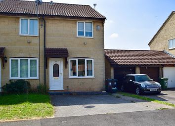 Thumbnail 2 bed terraced house to rent in York Close, Yate, Bristol