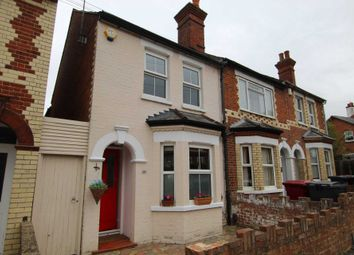 Thumbnail 2 bed end terrace house for sale in Beecham Road, Reading