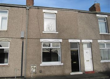 Thumbnail 2 bed terraced house to rent in Ford Terrace, Chilton, Co. Durham