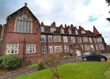 Thumbnail 3 bed flat for sale in Clewer Court, Newport