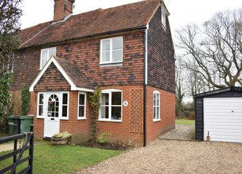 Thumbnail 3 bed semi-detached house for sale in Pattenden Lane, Marden, Tonbridge