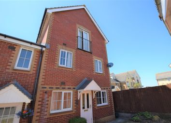 Thumbnail 4 bed end terrace house for sale in Heol Eryr Mor, Barry