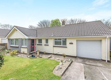 Thumbnail 3 bed bungalow for sale in Tregarland Close, Camborne