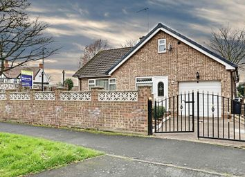 Thumbnail 3 bed detached bungalow for sale in Standidge Drive, Hull