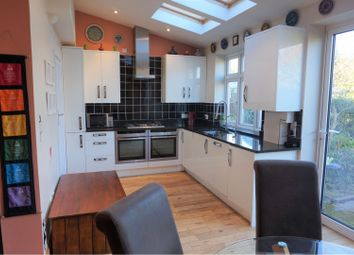 Thumbnail 4 bed terraced house to rent in Ladysmith Road, Enfield