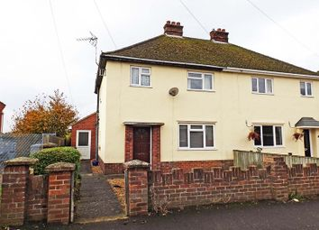 Thumbnail 4 bedroom semi-detached house for sale in Fairway, Chatteris, Cambridgeshire