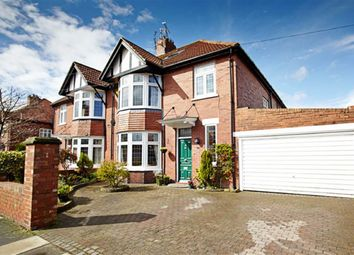 Thumbnail 5 bed semi-detached house to rent in Kennersdene, Tynemouth, North Shields