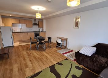Thumbnail 2 bed flat to rent in Poplar Court, Moss Lane East, Manchester