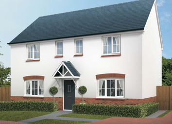 Thumbnail 4 bed detached house for sale in The Jaywick, Squires Meadow, Lea, Ross-On-Wye, Herefordshire