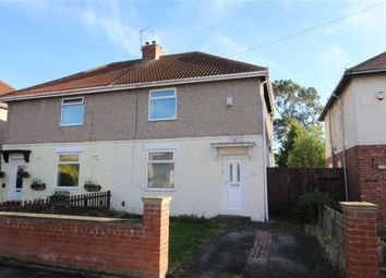 Thumbnail 2 bed semi-detached house for sale in Hury Road, Norton, Stockton-On-Tees