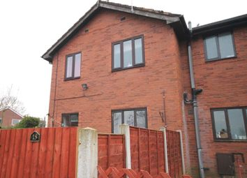 Thumbnail 2 bed terraced house for sale in Portland Drive, Market Drayton