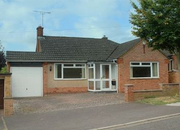 Thumbnail 2 bed detached bungalow for sale in Edgehill Road, Duston, Northampton