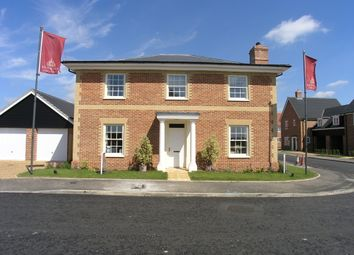 Thumbnail 4 bedroom detached house for sale in The Heathers, St Michaels Way, Wenhaston