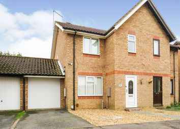 Thumbnail 3 bedroom semi-detached house for sale in Derby Drive, Dogsthorpe, Peterborough