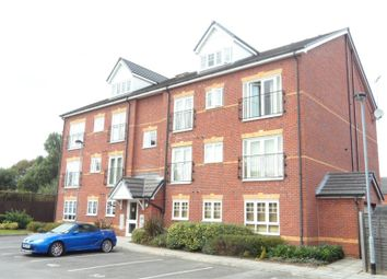 Thumbnail 2 bedroom flat to rent in Chelburn Court, Cale Green, Stockport, Cheshire