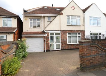 Thumbnail 6 bed semi-detached house to rent in Uxbridge Road, Southall, Middlesex