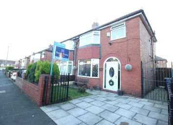 Thumbnail 3 bed semi-detached house for sale in Bakewell Road, Droylsden, Manchester