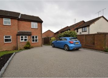 Thumbnail 2 bed semi-detached house for sale in Marlborough Way, Billericay