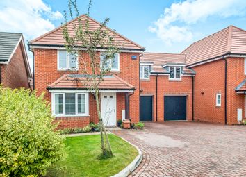 Thumbnail 4 bed detached house for sale in Offord Grove, Leavesden, Watford