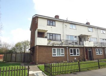 Thumbnail 2 bedroom maisonette for sale in Wilton Street, Reddish, Stockport, Greater Manchester