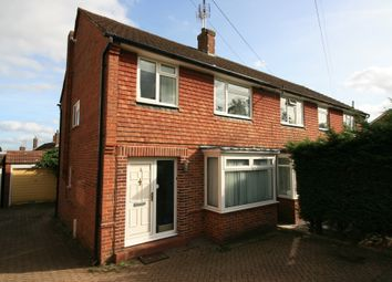 Thumbnail 3 bed semi-detached house to rent in Green Lane, Redhill