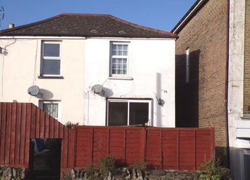 Thumbnail 2 bed semi-detached house for sale in Swanmore Road, Ryde