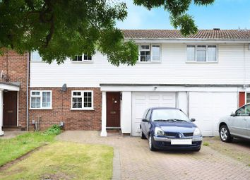 Thumbnail 4 bed terraced house for sale in Cumberland Avenue, Guildford