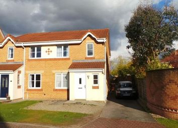 Thumbnail 4 bed semi-detached house for sale in Lomond Close, Euxton, Chorley